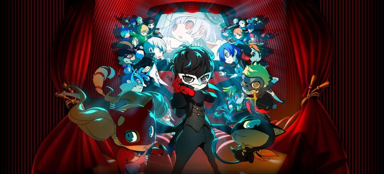 Persona Q2: New Cinema Labyrinth (Rollenspiel) von Atlus / Deep Silver