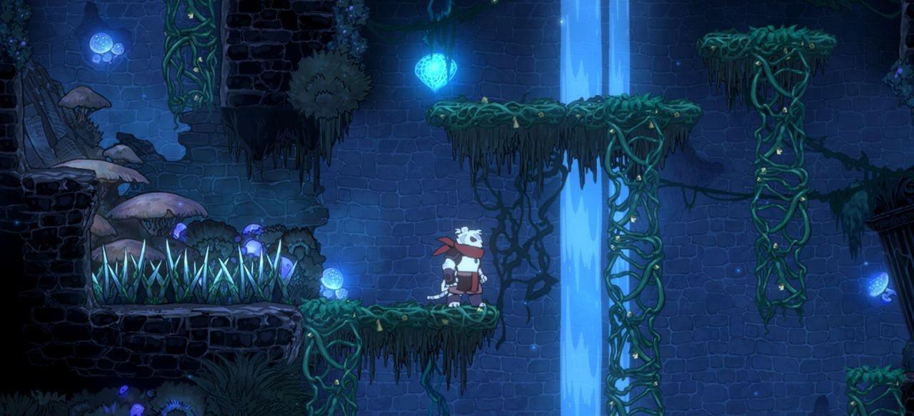 Kelipot (Plattformer) von Unlimited Fly Games / GameraGame