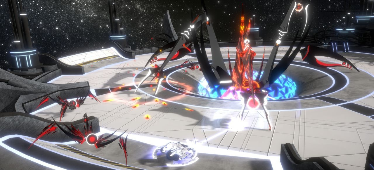 Curved Space (Arcade-Action) von Only By Midnight