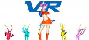 Rhythmischer Dreamcast-Kult in VR