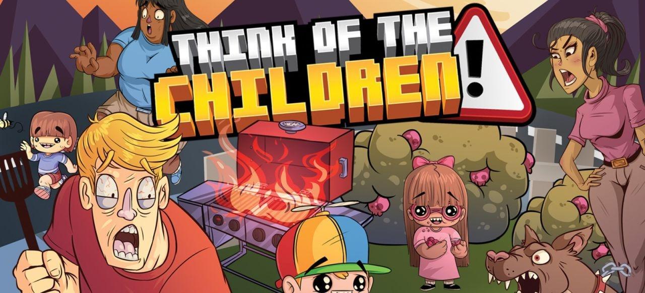 Think of the Children (Simulation) von Fellow Traveller Games