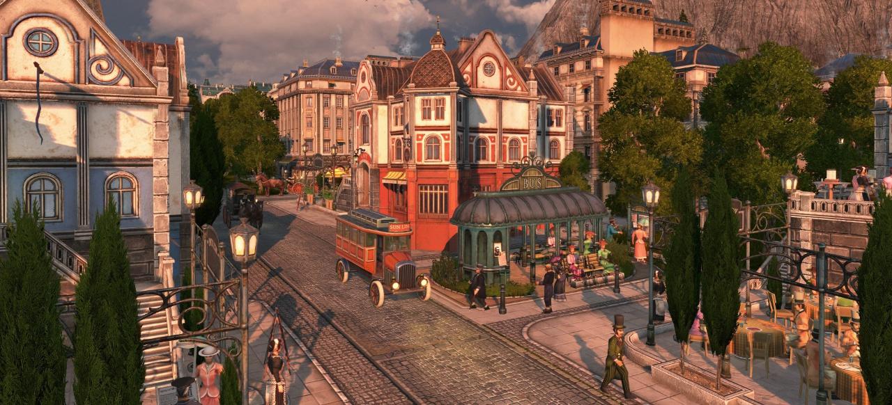 Anno 1800: Reisezeit (Taktik & Strategie) von Ubisoft