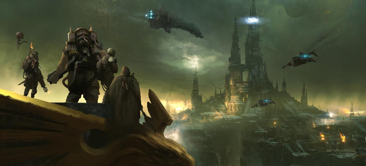 Warhammer 40.000: Darktide (Shooter) von Fatshark