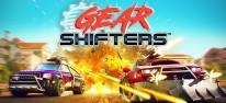 Gearshifters: Schwer bewaffneter Roguelite-Racer für PC und Konsolen angekündigt