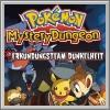 Komplettlösungen zu Pokémon Mystery Dungeon: Erkundungsteam Dunkelheit