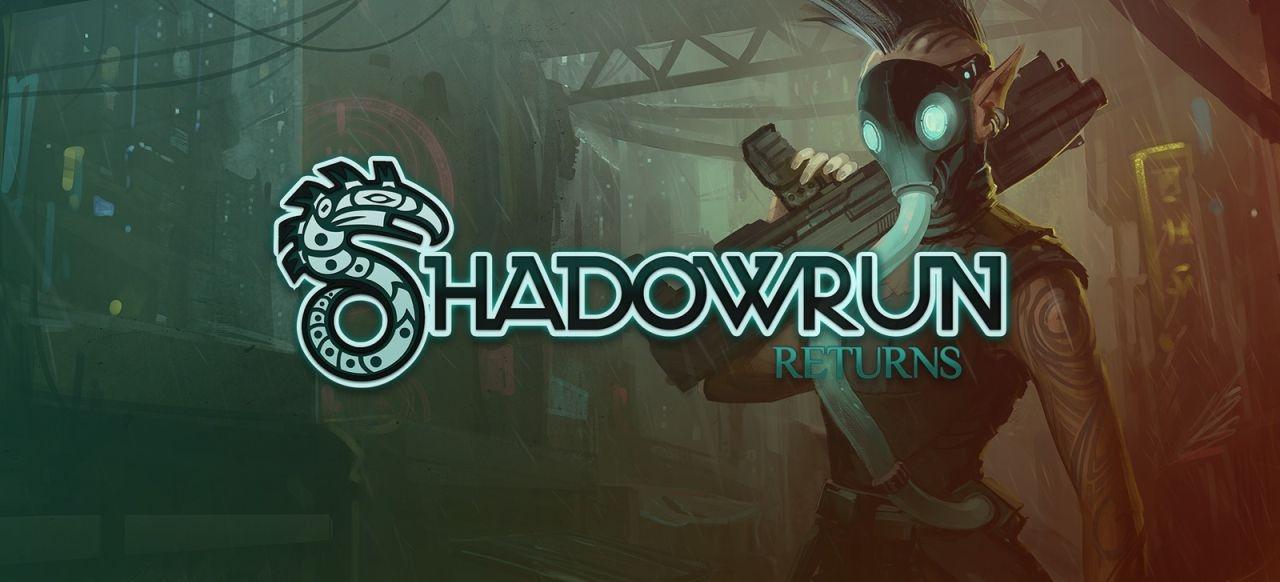 Shadowrun Returns (Taktik & Strategie) von Harebrained Schemes