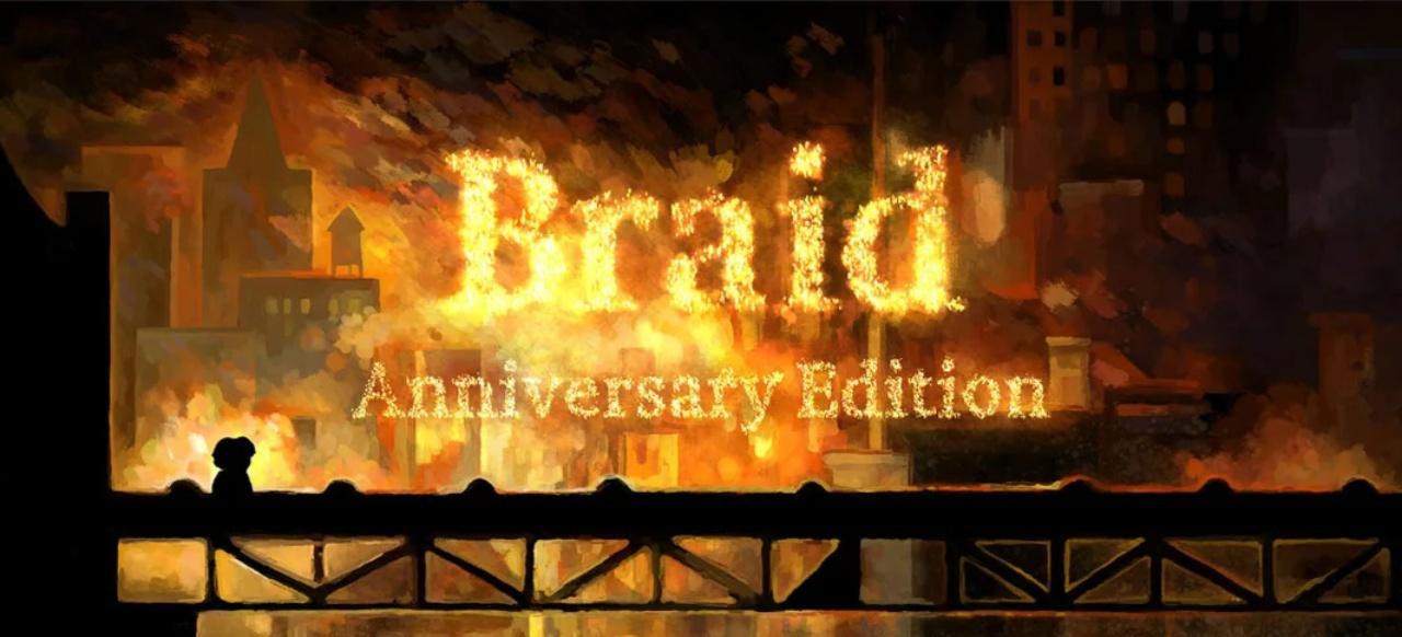 Braid Anniversary Edition (Plattformer) von