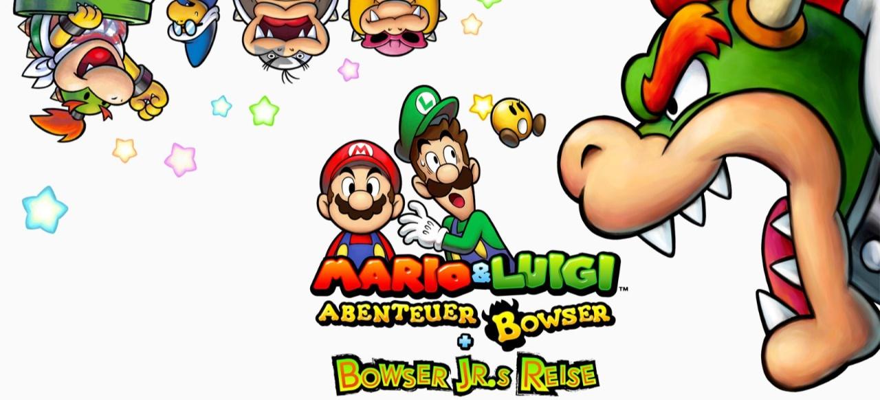 Mario & Luigi: Abenteuer Bowser + Bowser Jr.s Reise (Rollenspiel) von Nintendo