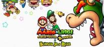 Mario & Luigi: Abenteuer Bowser + Bowser Jr.s Reise: Story-Trailer aus dem Remake für 2DS/3DS