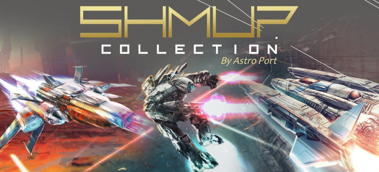 Shmup Collection (Arcade-Action) von PixelHeart
