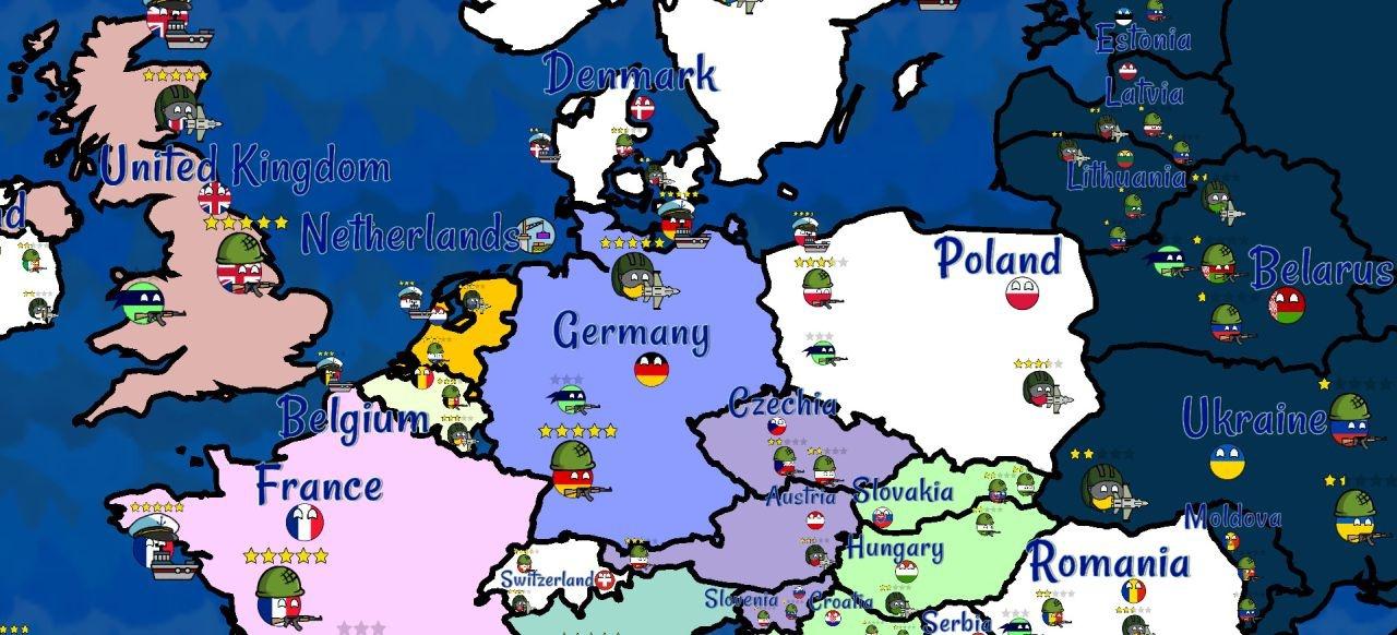 Dictators: No Peace Countryballs (Simulation) von RPN Indie Developer