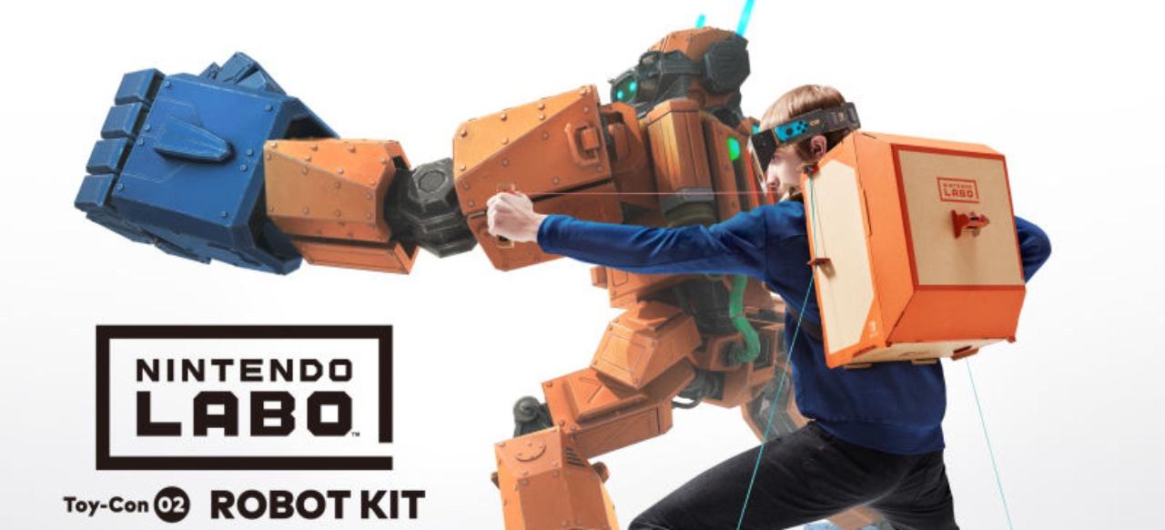 Nintendo Labo: Toy-Con 02: Robot Kit (Hardware) von Nintendo