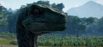 """Jurassic World Evolution: """"Herbivore Dinosaur Pack"""" und Update 1.10 (Sandbox-Modus auf allen Inseln)"""