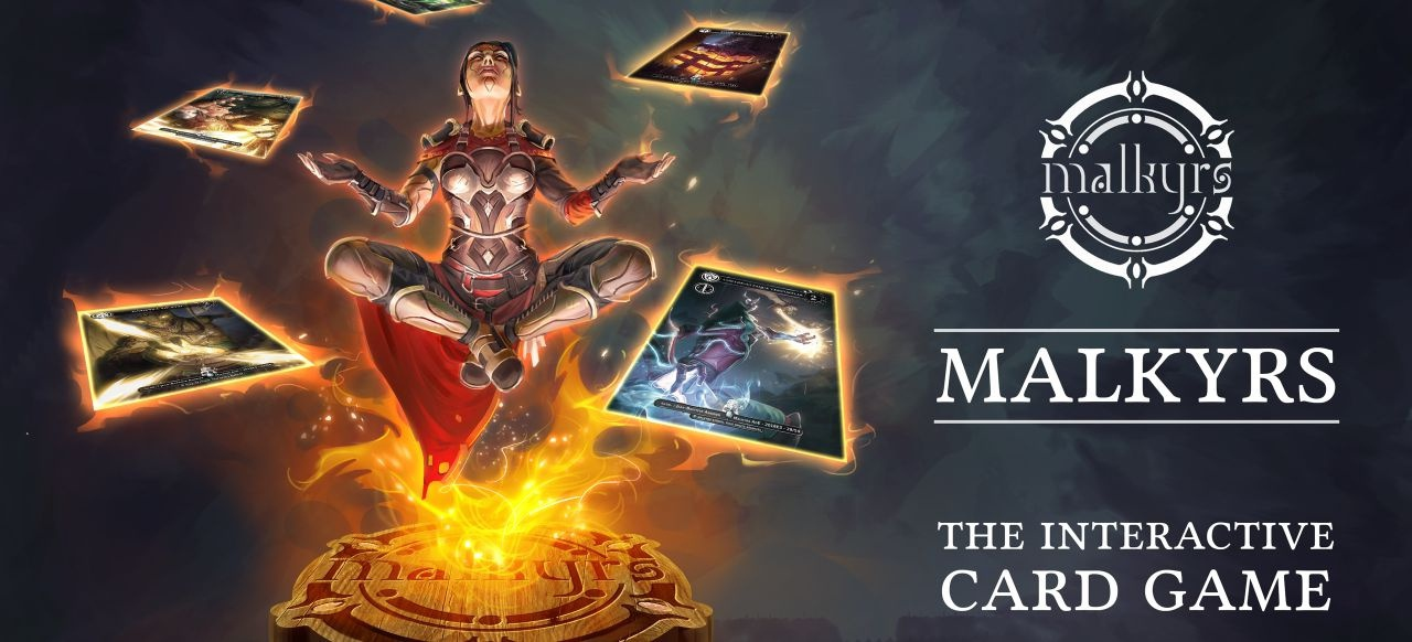 Malkyrs: The Interactive Card Game (Strategie) von Malkyrs Studio
