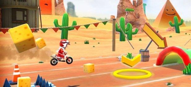 Joe Danger Touch (Geschicklichkeit) von Hello Games