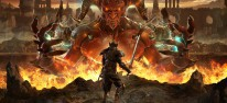 Alaloth - Champions of the Four Kingdoms: Action-Rollenspiel erscheint erst 2020 für PC und Xbox One