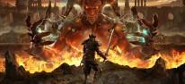 "Alaloth - Champions of the Four Kingdoms: Video-Präsentation des Action-Rollenspiels ""mit Souls-like-Kämpfen"""