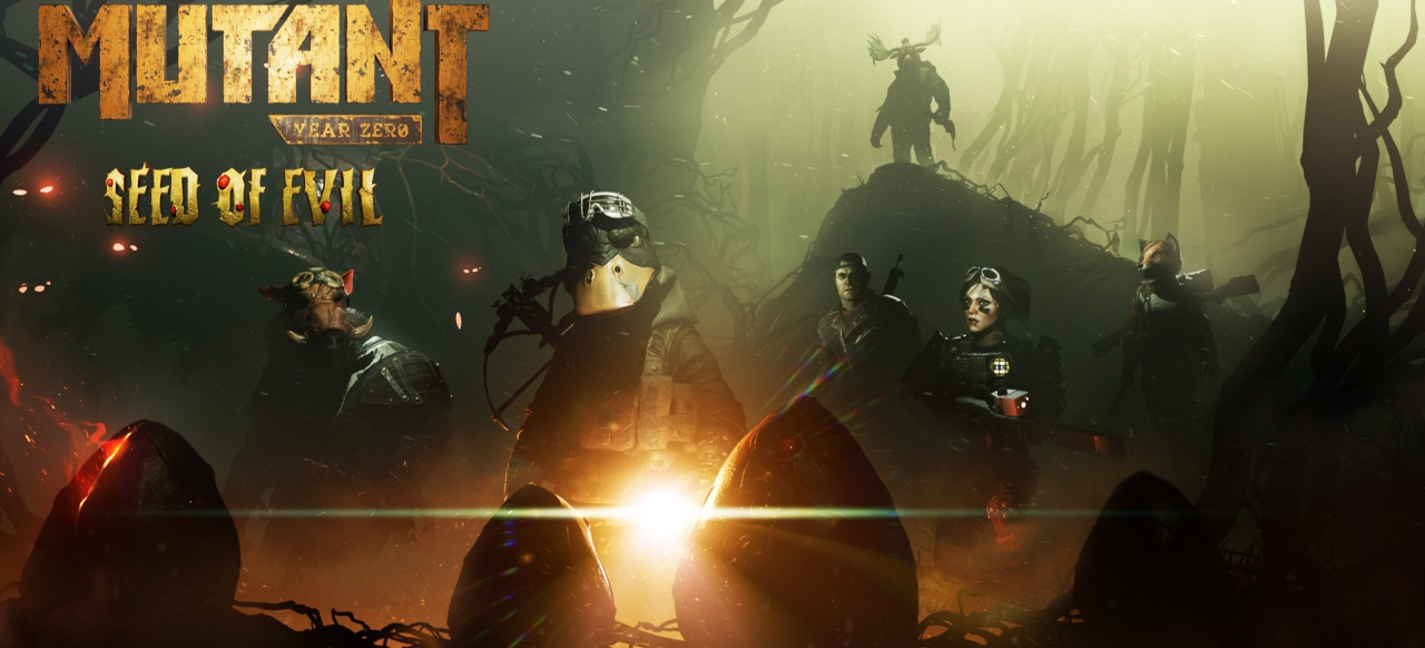 Mutant Year Zero: Seed of Evil (Strategie) von Funcom