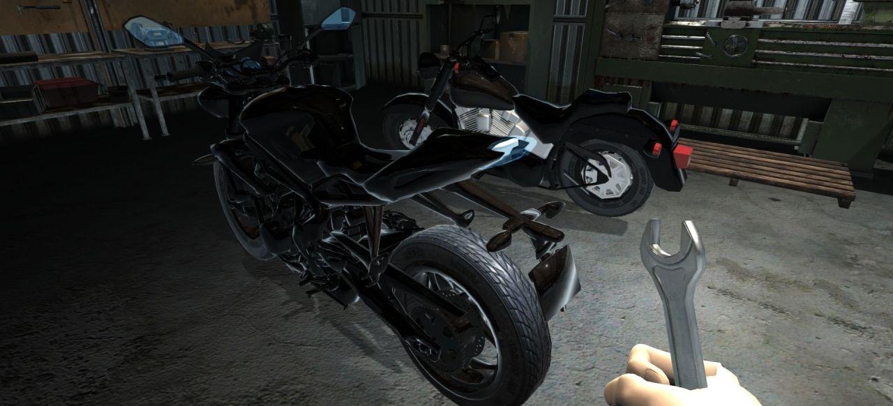 Biker Garage: Mechanic Simulator (Simulation) von BeardedBrothers.games