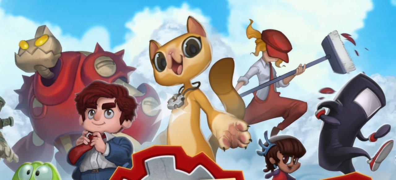 Team Indie (Adventure) von Brightside Games