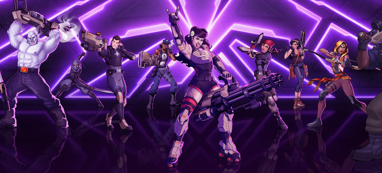 Agents of Mayhem (Action-Adventure) von Deep Silver