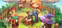 Little Wood: 2D-Aufbau-Rollenspiel soll im Early Access den letzten Feinschliff erhalten