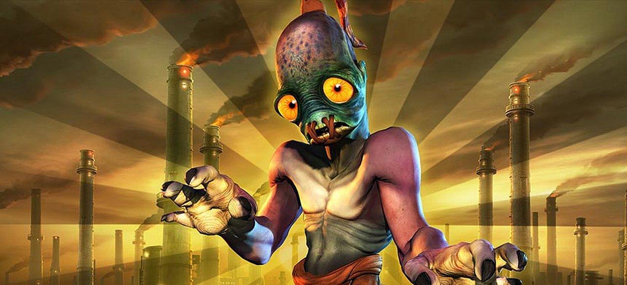 Oddworld: New 'n' Tasty (Plattformer) von Oddworld Inhabitants / Microids