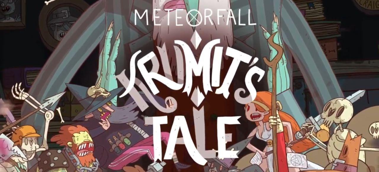Meteorfall: Krumit's Tale (Rollenspiel) von Slothwerks / indienova