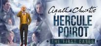 Agatha Christie - Hercule Poirot: The First Cases: Die Ermittlungen haben begonnen
