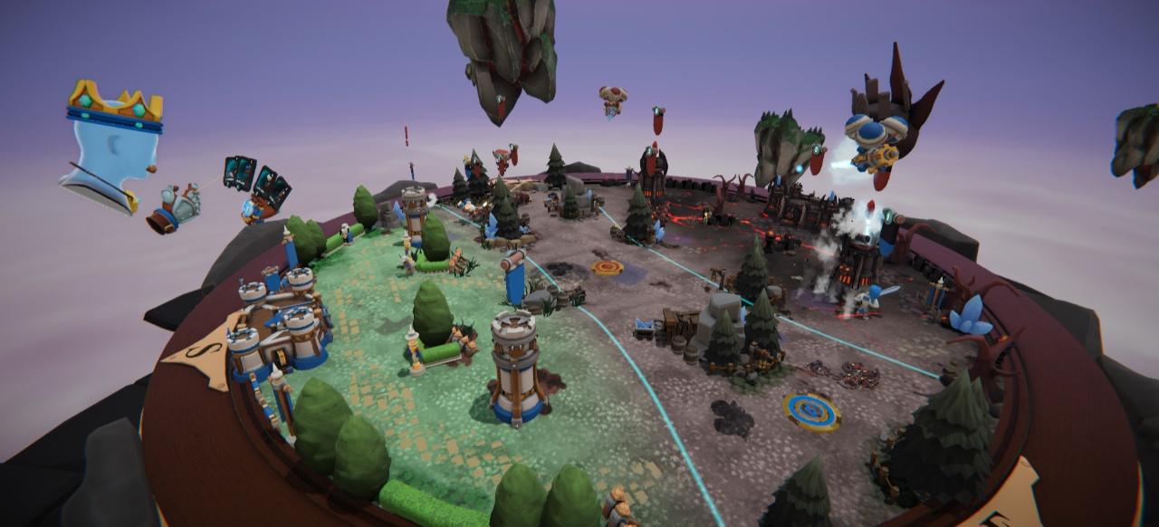 Skyworld (Taktik & Strategie) von Vertigo Games