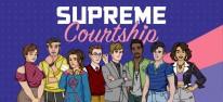 Supreme Courtship: Gerichtliches Comedy-Adventure sucht Unterstützung auf Kickstarter