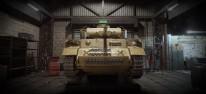 Tank Mechanic Simulator: Panzer restaurieren auf PS4 und Xbox One
