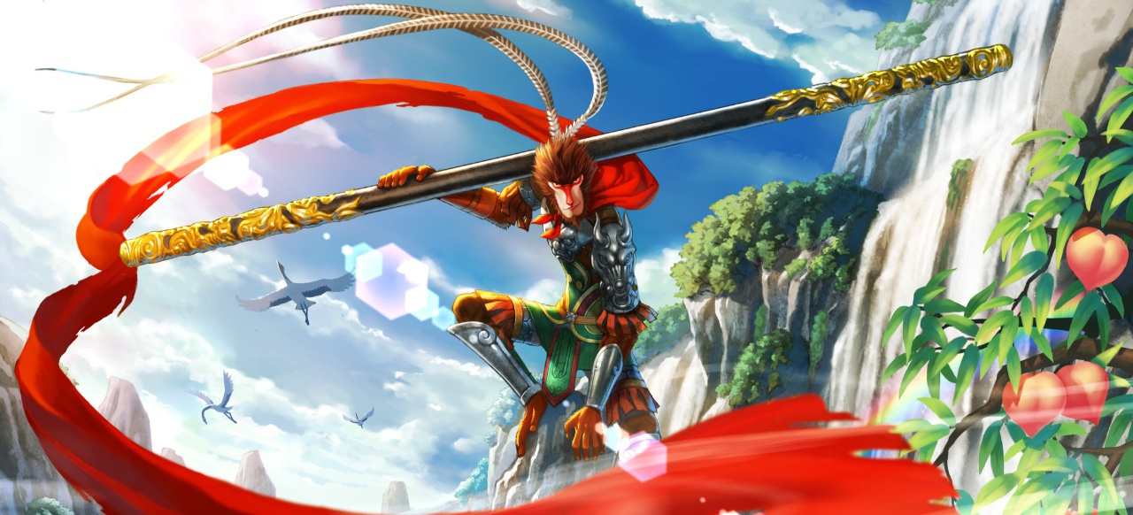 Monkey King: Hero Is Back (Action) von Sony Interactive Entertainment, Oasis Games und THQ Nordic