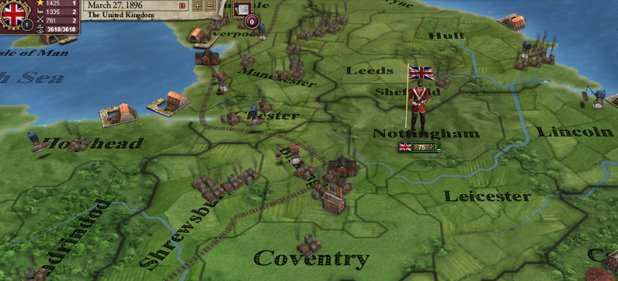Victoria 2: Heart of Darkness (Taktik & Strategie) von Paradox Interactive