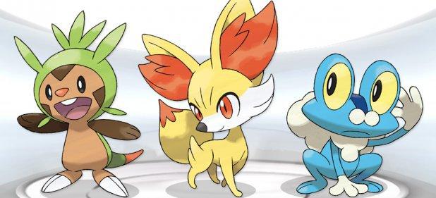 Pokémon X & Y (Rollenspiel) von Nintendo