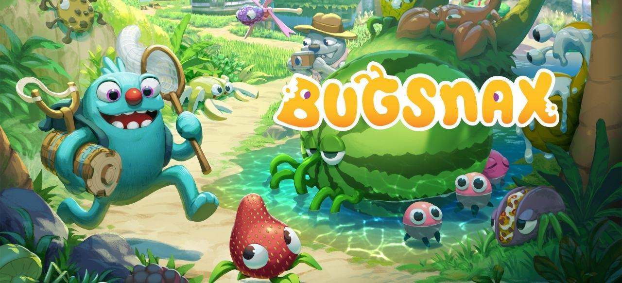 Bugsnax (Action-Adventure) von Young Horses