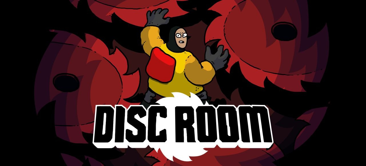 Disc Room (Arcade-Action) von Devolver Digital