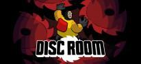 Disc Room: Die Sägeblätter kreisen ab dem 22. Oktober auf PC und Switch