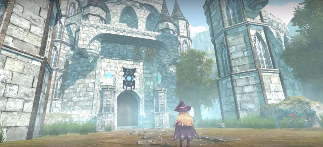 Little Witch Nobeta (Action-Adventure) von Pupuya Games / SimonCreative