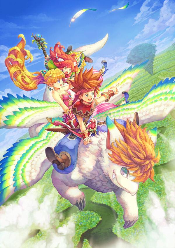 Alle Infos zu Secret of Mana (PC,PlayStation4)