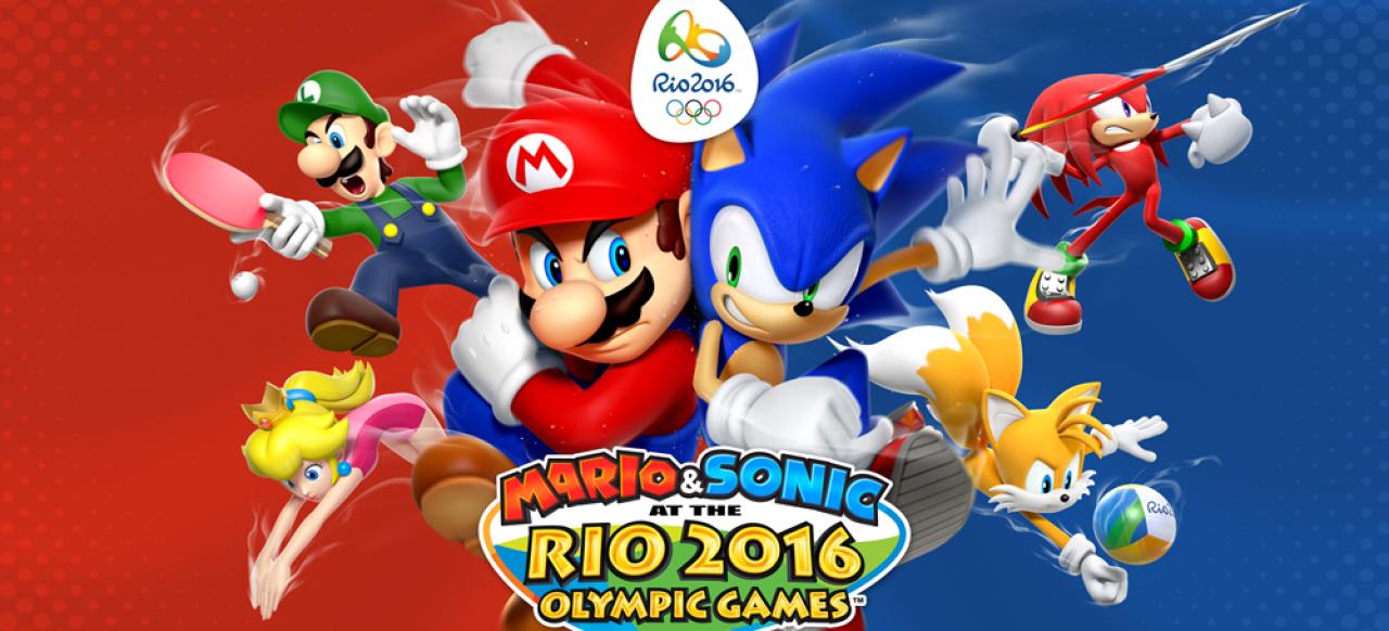 Mario & Sonic bei den Olympischen Spielen: Rio 2016 (Sport) von Nintendo