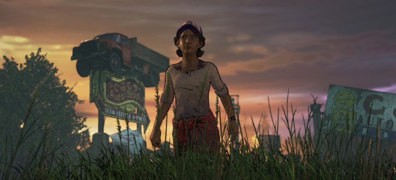 The Walking Dead: Neuland (Adventure) von Telltale Games