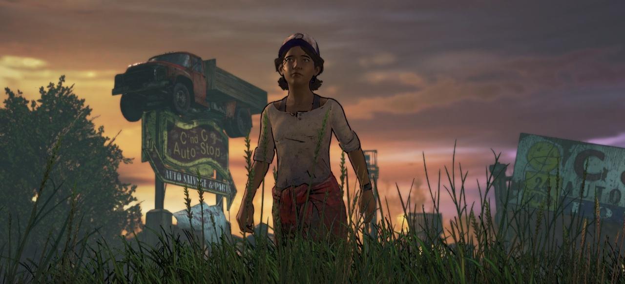 The Walking Dead: Neuland (Adventure) von Telltale Games