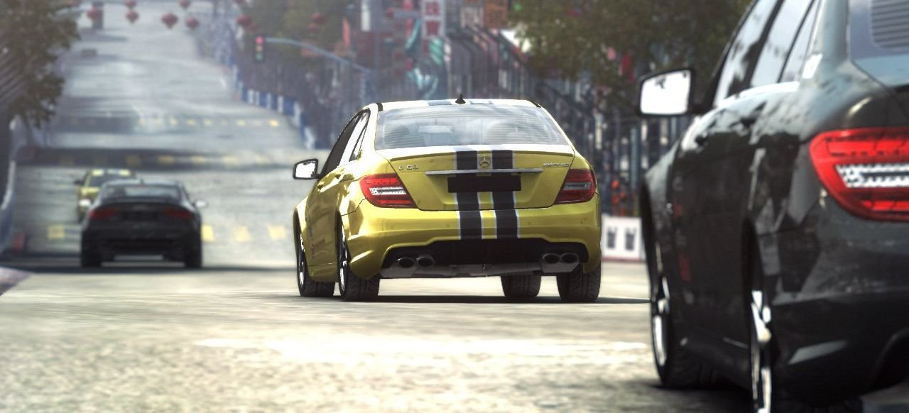 GRID Autosport (Rennspiel) von Bandai Namco / Koch Media (Switch-Version)