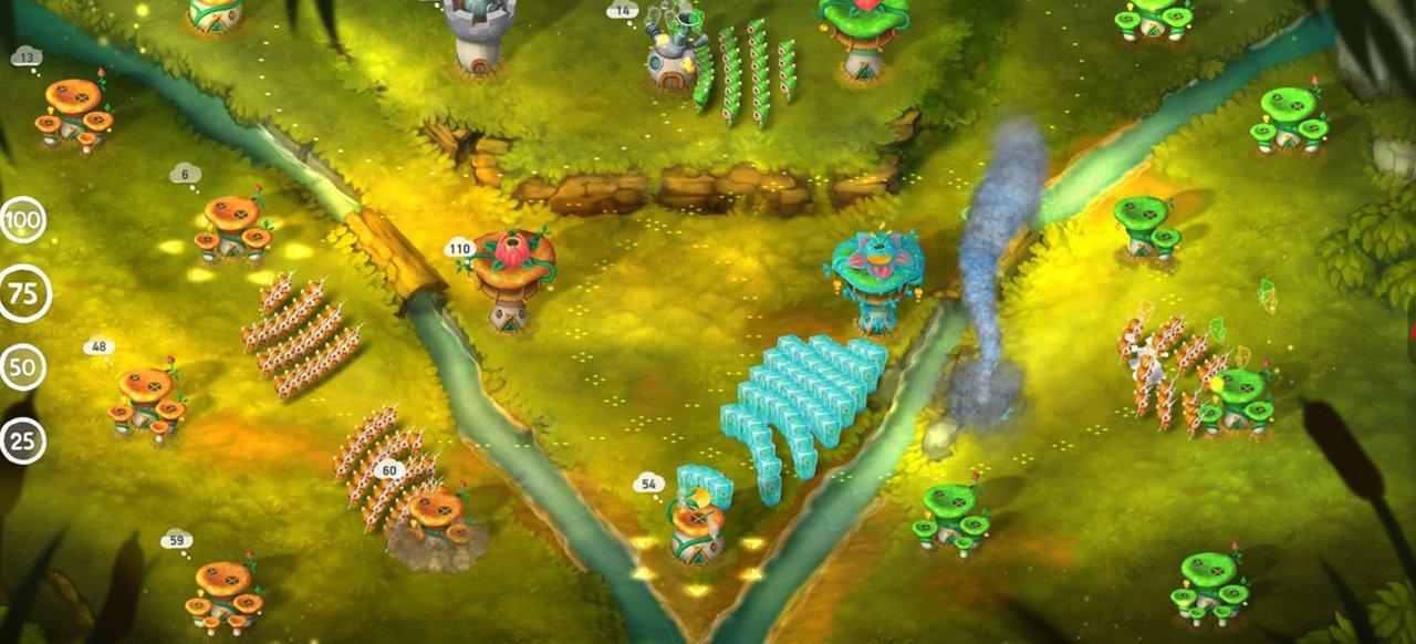 Mushroom Wars 2 (Taktik & Strategie) von Zillion Whales