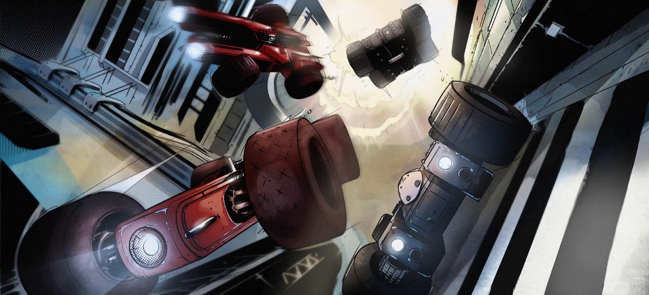 GRIP: Combat Racing (Rennspiel) von Wired Productions