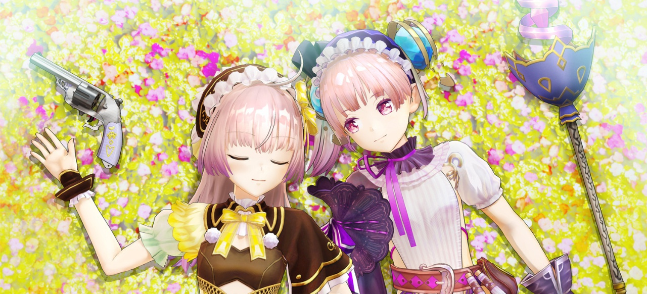 Atelier Lydie & Suelle: The Alchemists and the Mysterious Paintings (Rollenspiel) von Koei Tecmo / Koch Media