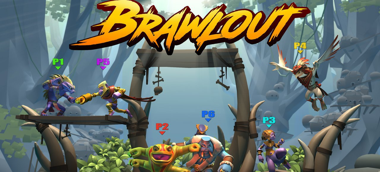 Brawlout  (Action) von Angry Mob Games