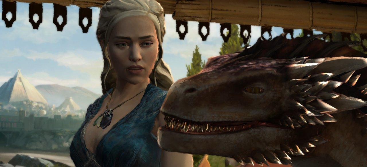 Game of Thrones - Episode 4: Sons of Winter (Adventure) von Telltale Games