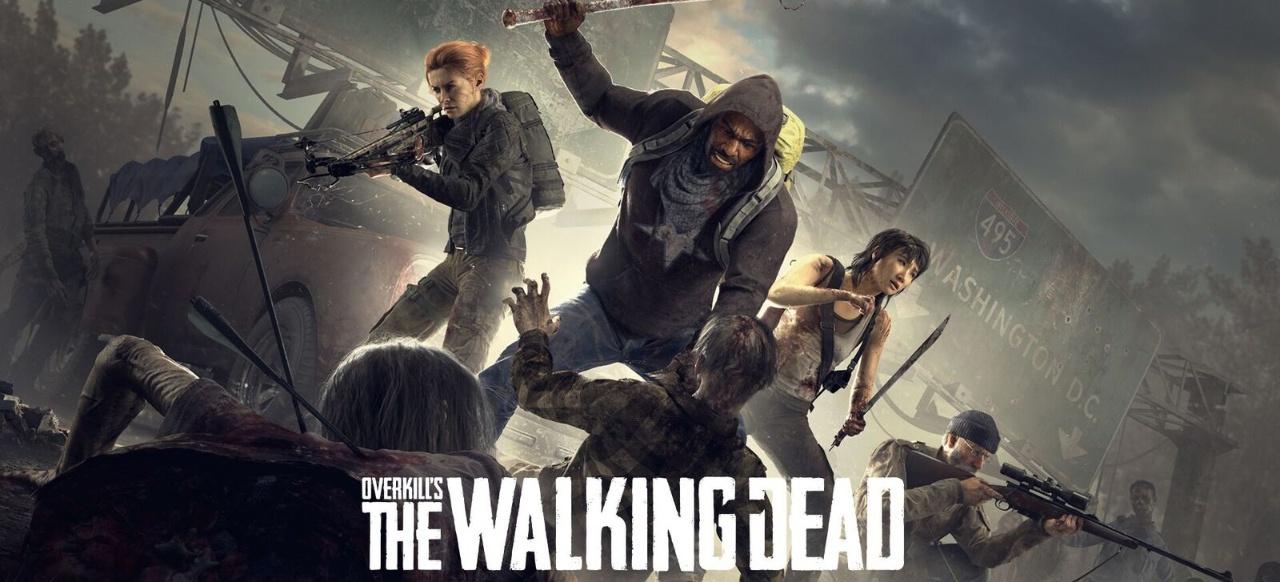 Overkill's The Walking Dead (Shooter) von Starbreeze Studios / 505 Games